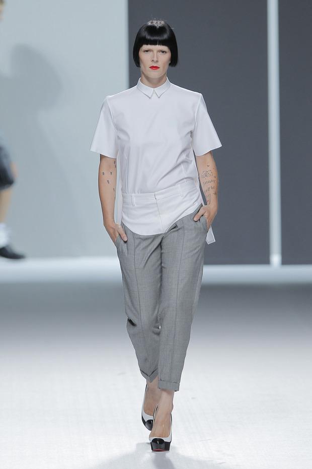 Madrid Fashion Week SS 2013: DAVIDELFIN. Изображение № 1.