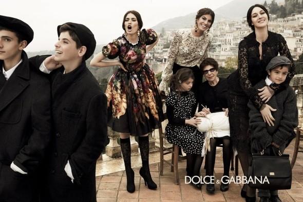 Кампании: Marc Jacobs, Dolce & Gabbana и другие. Изображение № 1.
