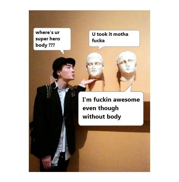 Пять блогов мужских моделей. Изображение № 33.