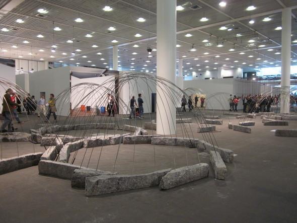 Изображение 23. Art 42 Basel 2011 - крупнейшая выставка современного искусства в Европе.. Изображение № 21.