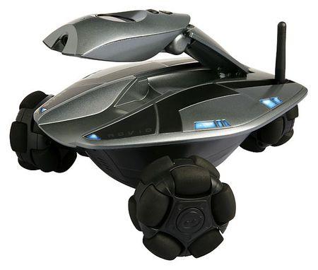 Wi-Fi робот Rovio. Изображение № 2.