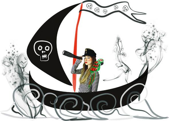 Ipek Yaylacioglu – сумасшедшая шляпница. Изображение № 48.