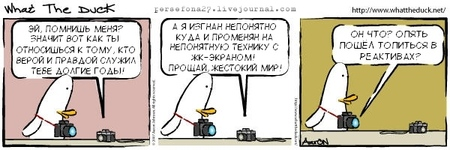 What theDuck! Тяжелые трудовые будни фотографа. Изображение № 5.