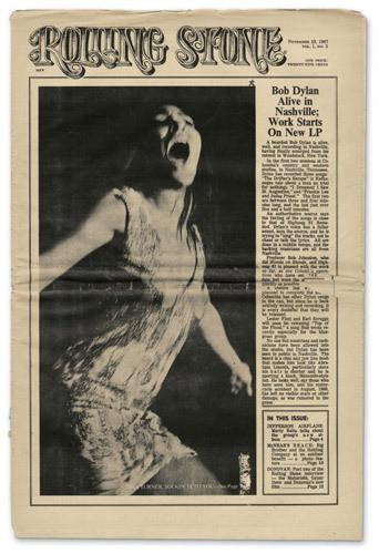 "Изображение 45. Выставка: Барон Уолмен ""The Rolling Stone Years"".. Изображение № 45."