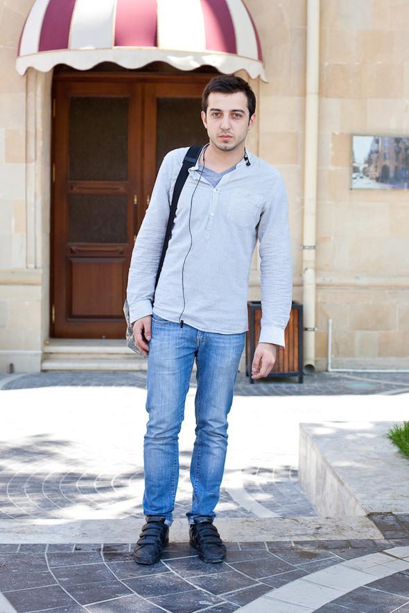 Baku Street Fashion | Spring 2012. Изображение № 7.