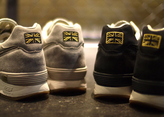 New Balance M576 The Road to London Pack. Изображение № 1.