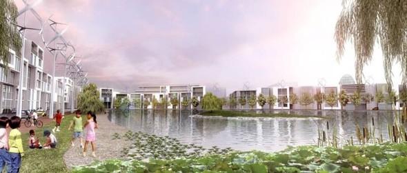 Органичный город – город 21 века. Изображение № 37.