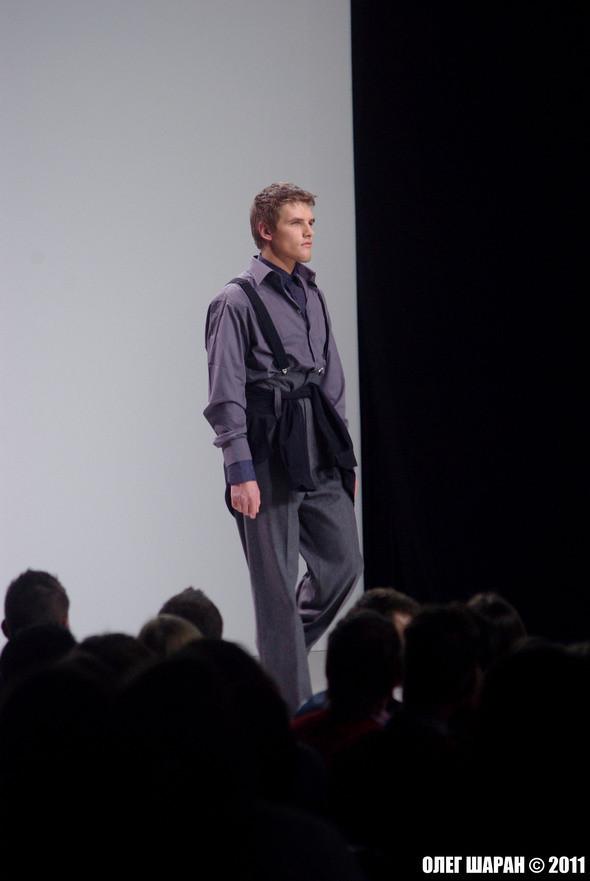 Изображение 25. Volvo Fashion Week: Tarakanova Men's Collection.. Изображение № 25.