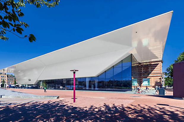 В Амстердам возвращается музей современного искусства Stedelijk Museum. Изображение № 1.