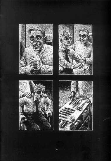 «Паноптикум» Томаса Отта. Изображение № 69.