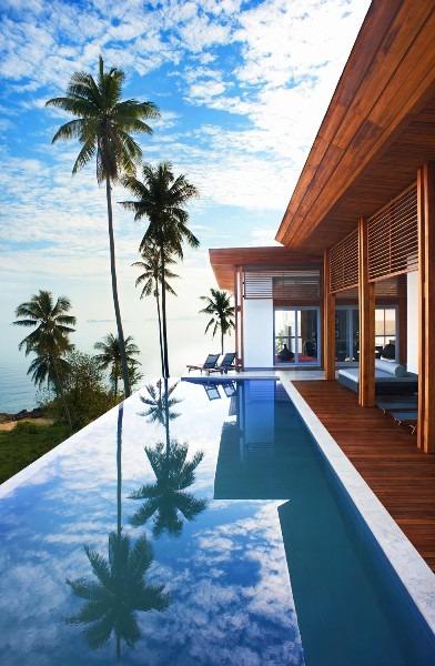 W Hotels - райский курорт на острове Koh Samui. Изображение № 5.