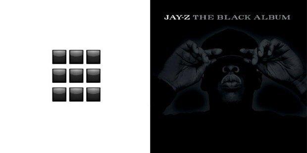 Музыкант воссоздал обложки классических альбомов из Emoji. Изображение № 11.