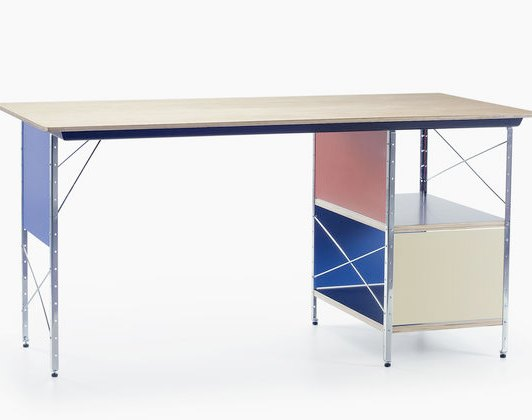 Eames Storage Unit ESU Eames Desk Unit EDU, 1949