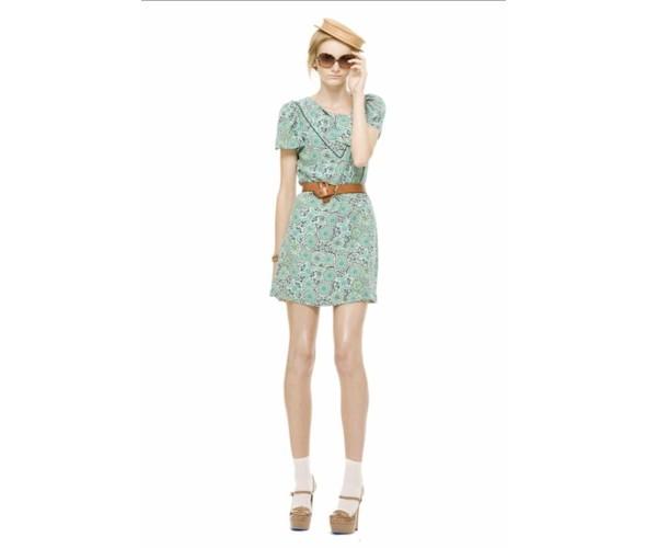 Женские лукбуки: Lauren Moffatt, Zara TRF и Urban Outfitters. Изображение № 9.