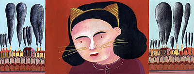 Израильские ине очень иллюстрации ииллюстраторы. Изображение № 13.