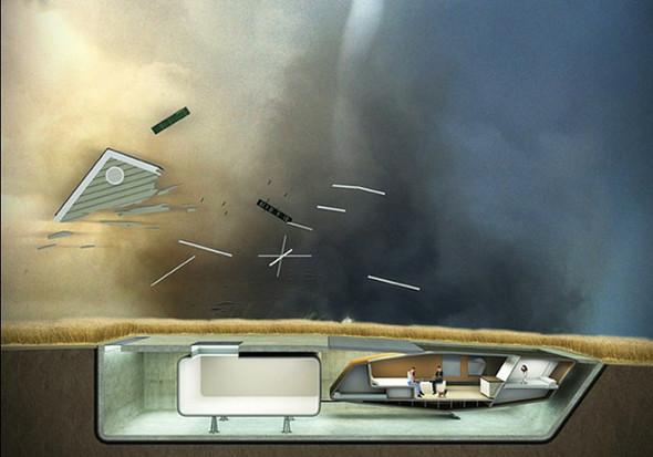 Мечты о другой жизни: Архитектура на грани реальности. Изображение № 42.