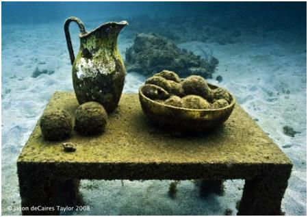 Подводная галерея. Изображение № 6.