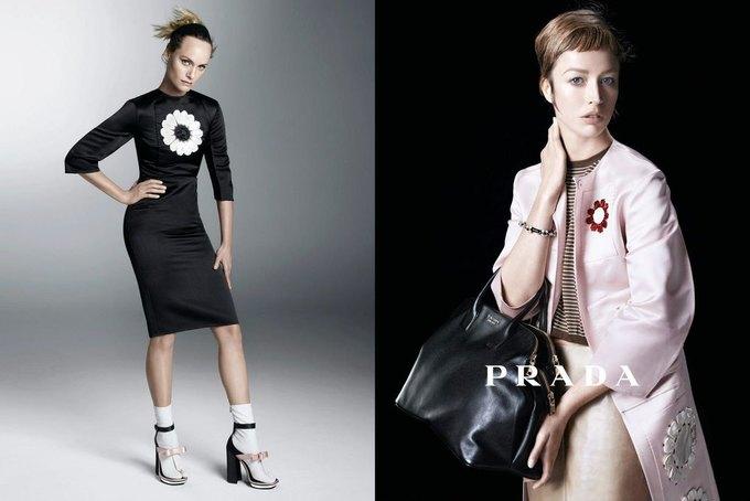Max Mara, Prada и другие марки выпустили новые кампании. Изображение № 26.