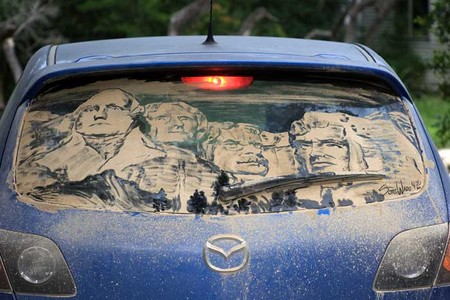 Scott Wade's Dirty Car Art. Изображение № 2.