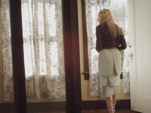 Фрагмент из короткометражного фильма, посвященного новой коллекции Rodarte, режиссер Тодд Коул. Изображение № 25.