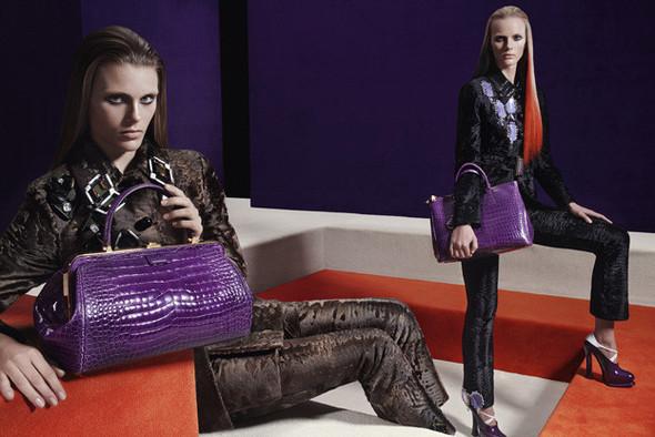 Кампании: Prada, Mulberry и другие. Изображение № 46.