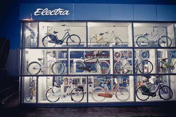 Electra Bike Hub. Изображение № 5.