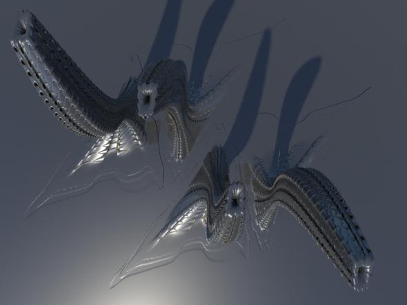 Архитектурный морфогенез MRGD. Изображение № 46.