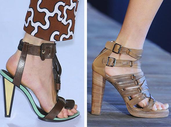 Walking in my shoes: 10 тенденций обуви весны-лета 2011. Изображение № 26.
