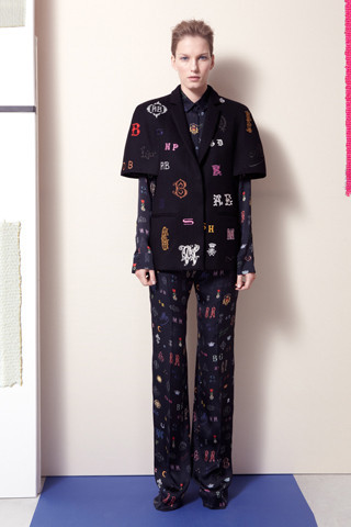 Stella McCartney Pre-Fall 2012. Изображение № 2.