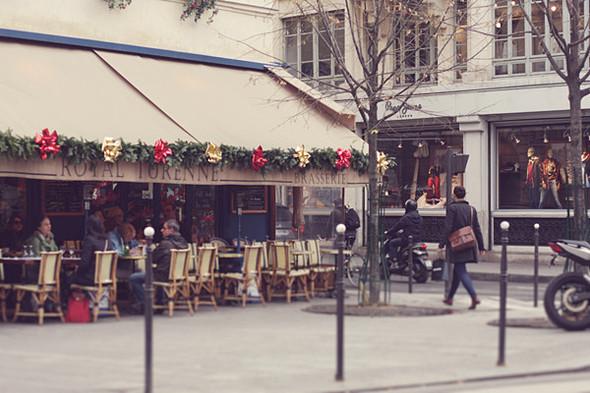 PARIS в декабре. Изображение № 41.