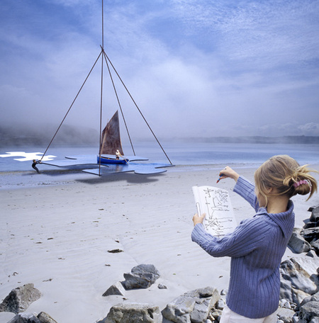 Фотохудожник-сюрреалист Alastair Magnaldo. Изображение № 9.