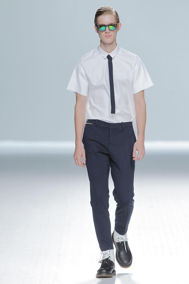 Madrid Fashion Week SS 2013: DAVIDELFIN. Изображение № 20.