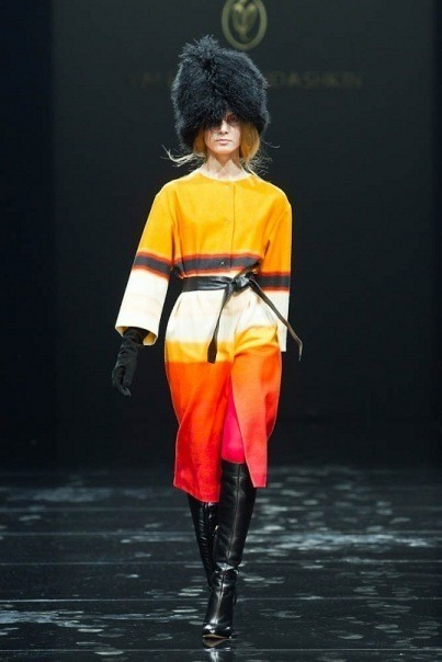 Изображение 1. Volvo Fashion Week. День 1. Valentin Yudashkin fall-winter 2011/12.. Изображение № 1.