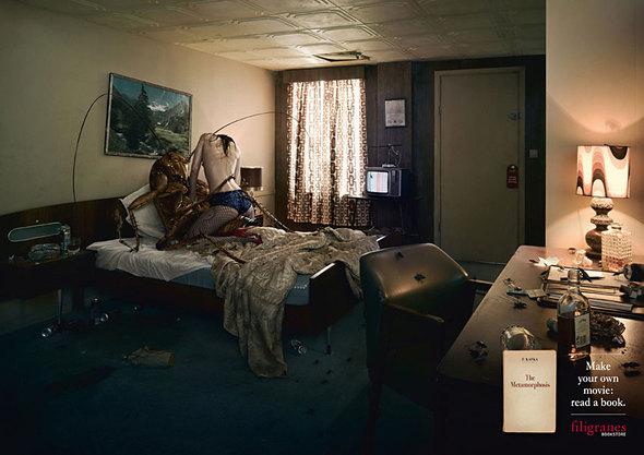 Marc Paeps — бельгийский рекламный фотограф. Изображение № 15.