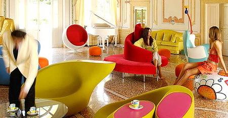 Арт-отель отАлессандро Мендини. Изображение № 12.