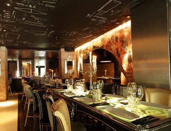 Место есть: Новые рестораны в главных городах мира. Изображение № 79.