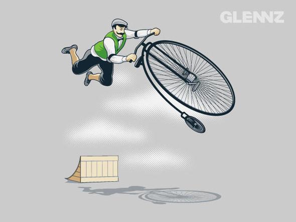 Веселые картинки Glenna Jonesa. Изображение № 20.