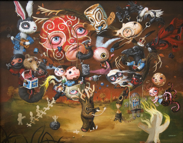 Mark Brown Artwork. Изображение № 1.