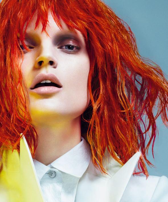 Изображение 15. Съемки: AnOther Man, Interview, Madame Figaro и Vogue.. Изображение № 14.
