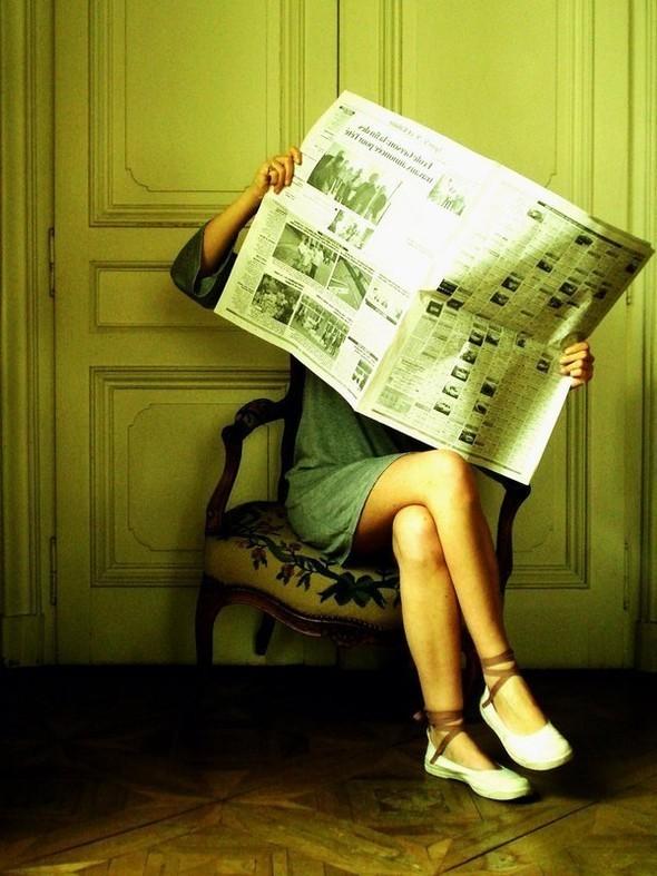 Потусторонний мир в фотографиях Julie de Waroquier. Изображение № 11.