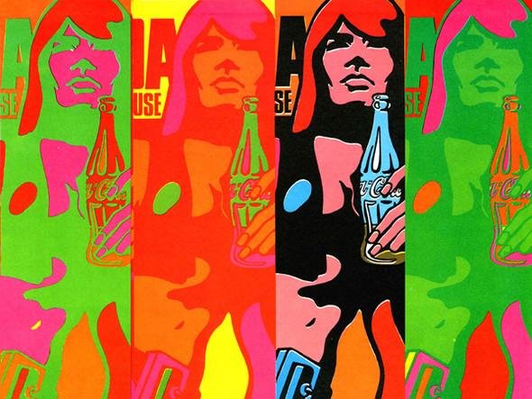 Pop-art. Яркий мир. Изображение № 22.