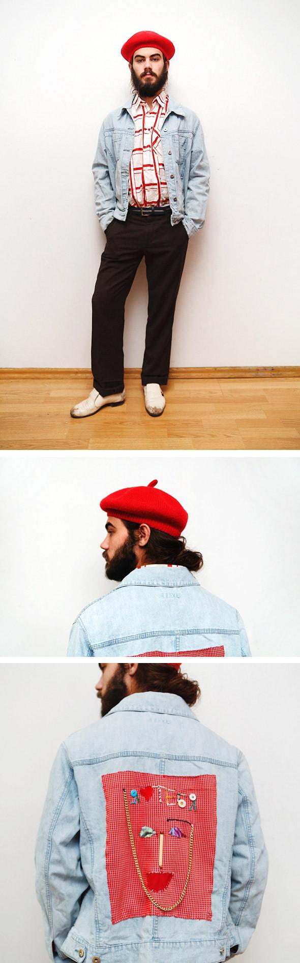 Гардероб: Павлик Кузнецов, художник и скейтер. Изображение № 6.