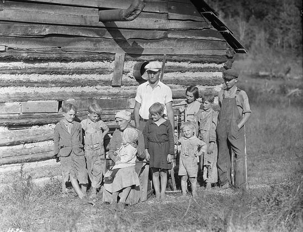 Фотографии ферм начала XX века. Изображение № 1.