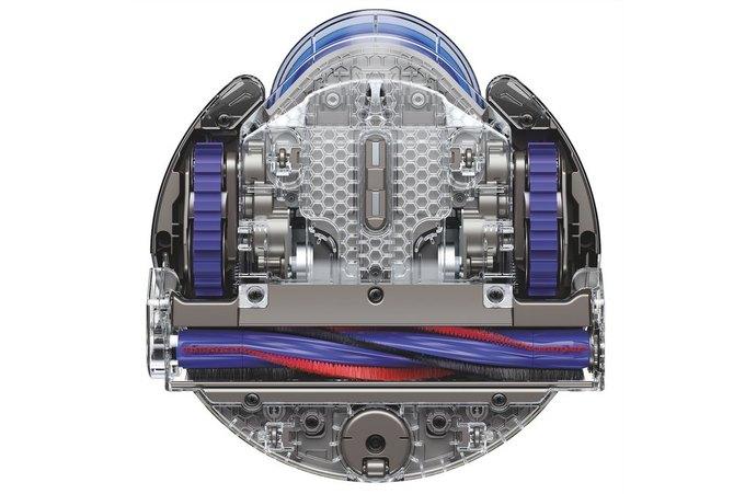 Представлен создаваемый с 1998 года робот-пылесос Dyson. Изображение № 6.