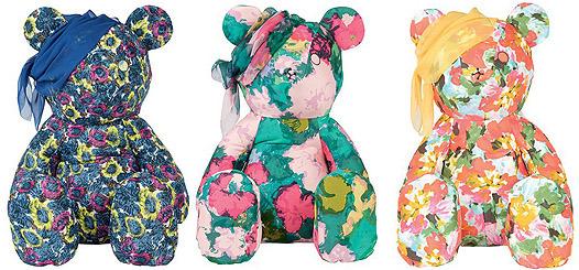 Медвежья услуга: плюшевые мишки от модных дизайнеров. Изображение № 10.