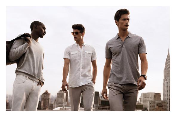 Превью мужских кампаний: Moschino, Y-3 и DKNY. Изображение № 3.