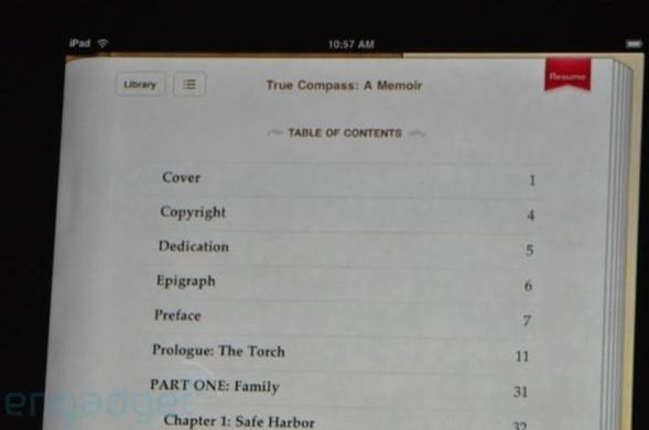 Презентация нового продукта iPad от Apple. Изображение № 12.