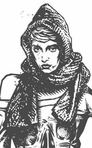 Девушки с оружием от Frank Barbara. Изображение № 20.