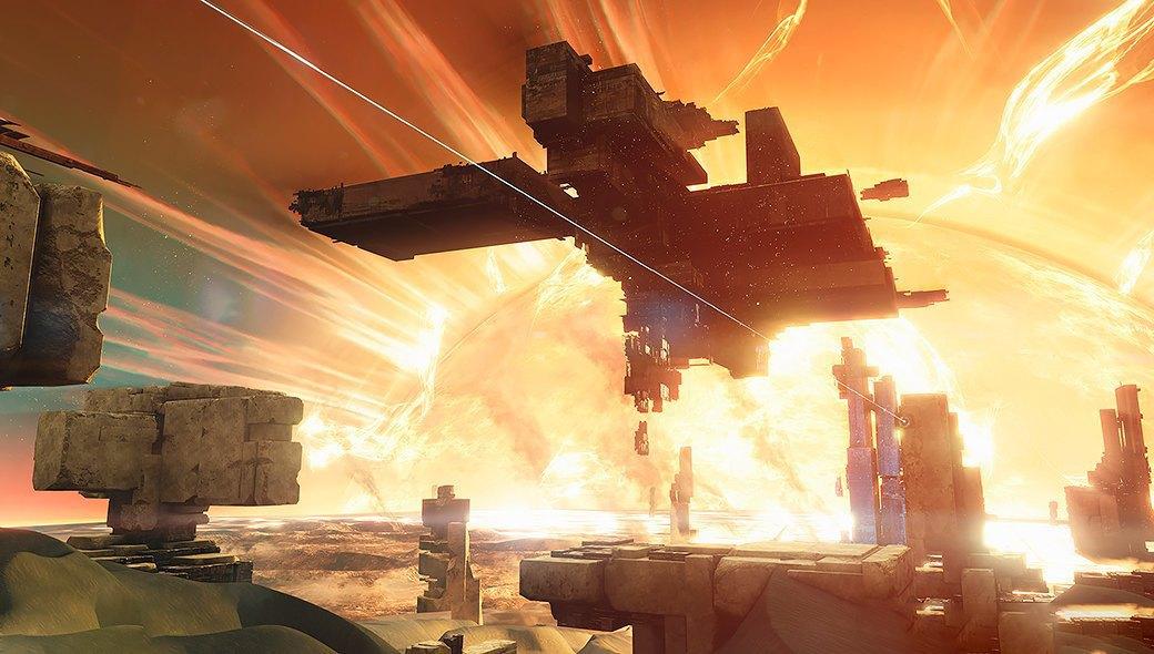 5 причин, почему Destiny так взволновала индустрию видеоигр. Изображение № 4.