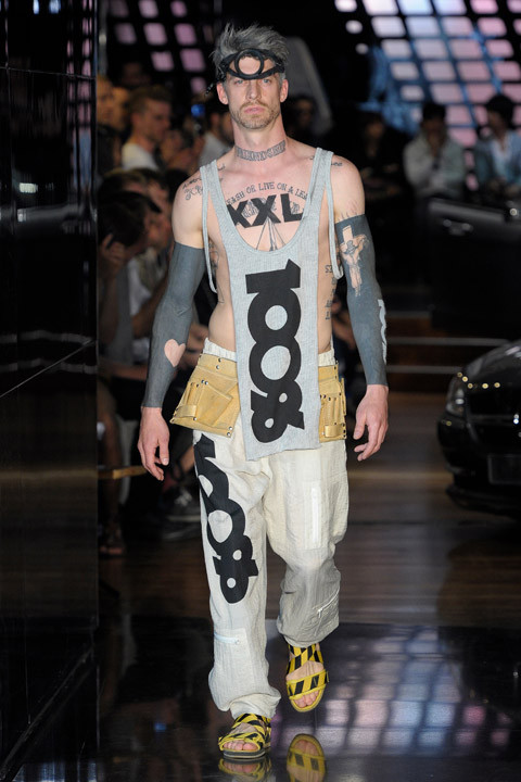 BERNHARD WILLHELM SS 2012 MEN. Изображение № 3.